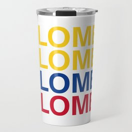 COLOMBIA Travel Mug