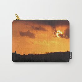 Glorious Golden Sunset Carry-All Pouch