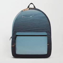 Summer in the riviera II Backpack