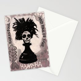 Mistress of Prediction Stationery Cards