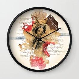 Shakespeare Ladies #1 Wall Clock
