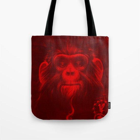Twelfth Monkey Tote Bag