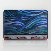the cure iPad Cases featuring The Cure by Jeanne Hollington