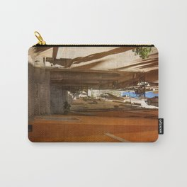 Textured Alleyway Carry-All Pouch