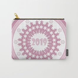 2019 Christmas Carry-All Pouch