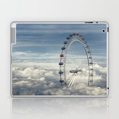 Ride Above the Clouds Laptop & iPad Skin