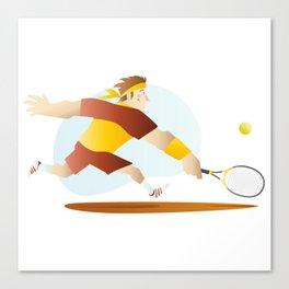 Tenis Canvas Print