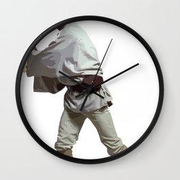 Go Rebels! Wall Clock