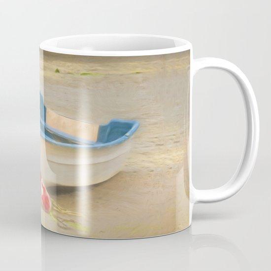White Storm Mug