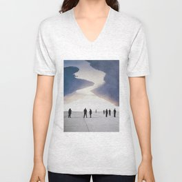Interdimensional Unisex V-Neck