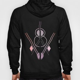 eye catch IV Hoody