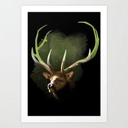 REN Art Print