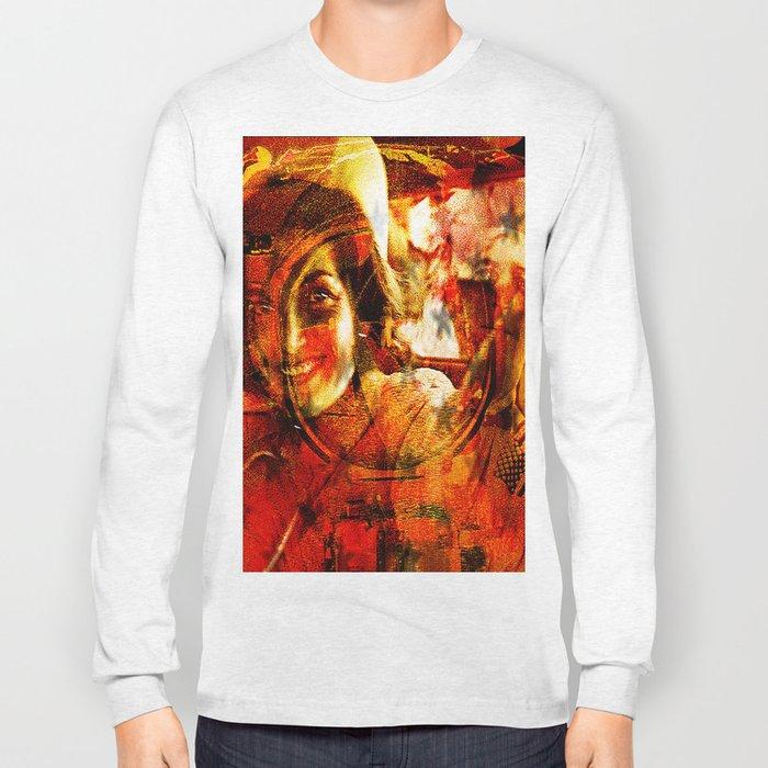 American slice Long Sleeve T-shirt