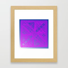 Trip to Morocco Framed Art Print