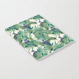 Tuis and Palms Notebook
