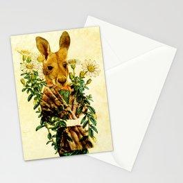 Australian Icon: The Kangaroo Stationery Cards