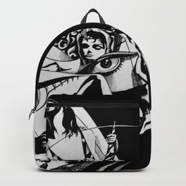 The Queen of Spades Backpack