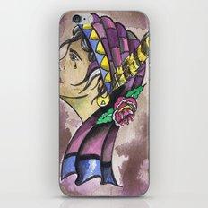 Gypsy Princess  iPhone & iPod Skin