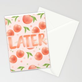 later! Stationery Cards
