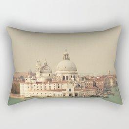 St Maria of Salute Basilica Rectangular Pillow