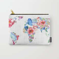 Optimistic World Carry-All Pouch