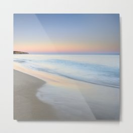 """Ocean dreams II"". Praia Do Porto Mos. Algarve. Portugal Metal Print"