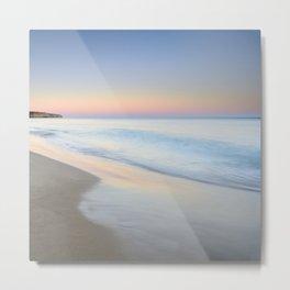 """Ocean dreams II"". Praia Do Porto Mos. Algarve. Portugal Metal Print"