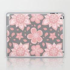 FLORAL PATTERN 8 Laptop & iPad Skin