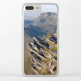 Bluff Knoll Clear iPhone Case