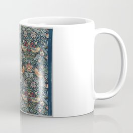 Strawberry Thief (William Morris Textile) Coffee Mug