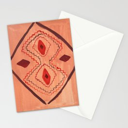 Oriental Kilim inspiration Stationery Cards