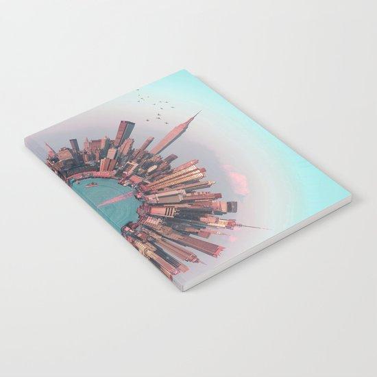 New York City mini world Notebook