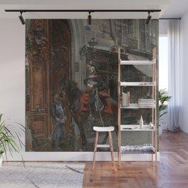The Dispatch Bearer - Giovanni Boldini Wall Mural
