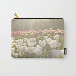Tulips sunbathed Carry-All Pouch