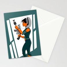 Spacewoman Stationery Cards