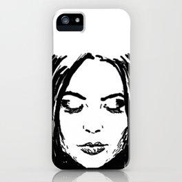 Hanna iPhone Case