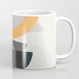 Abstract Shapes No.25 Coffee Mug