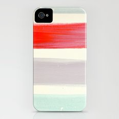 summer stripes iPhone (4, 4s) Slim Case