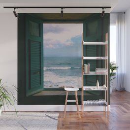 Atlantic Morning Wall Mural