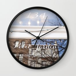 #134 in Philadelphia Wall Clock