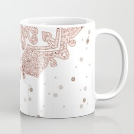 Peaceful showers Coffee Mug