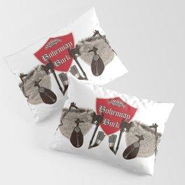 Bagpipes - bohemian bock Pillow Sham
