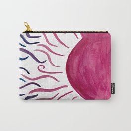 Pretty Pink Radiant Mama Carry-All Pouch