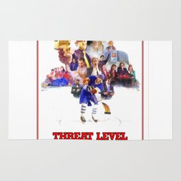 The Office - Threat Level Midnight Rug