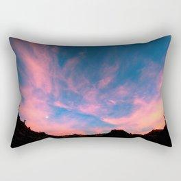 Zion Moonrise Rectangular Pillow