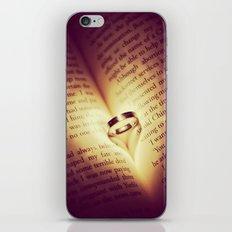 I Love Him  iPhone & iPod Skin