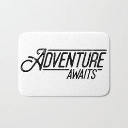 Adventure Awaits Bath Mat