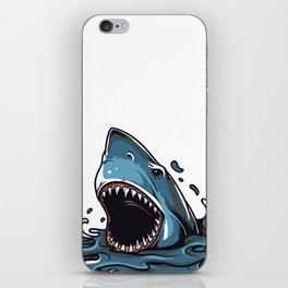 Shark iPhone Skin