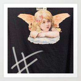 H&M Angel Art Print