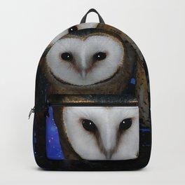 Owl Family Backpack